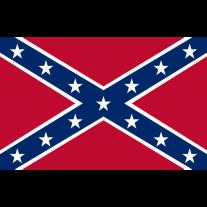 Southern United States 3ft x 5ft Nylon Flag