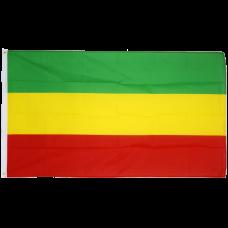 Ethiopia 3ft x 5ft Nylon Flag