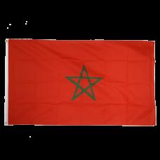 Morocco 3ft x 5ft Nylon Flag