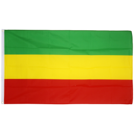 Ethiopia 3ft x 5ft Nylon Flag