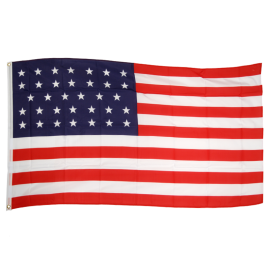 USA Republicans 3ft x 5ft Nylon Flag