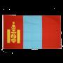 Mongolia 3ft x 5ft Nylon Flag