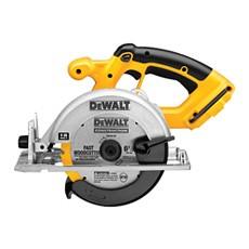 DEWALT Bare-Tool DC390B 6-1/2-Inch 18-Volt Cordless Circular Saw