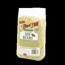 Organic Soybeans