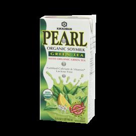 Organic Soymilk Green Tea 32