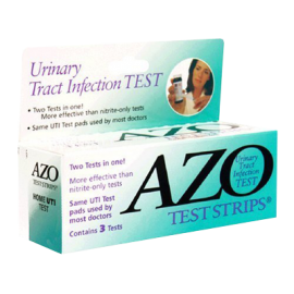 Amerifit Nutrition AZO Test Strips