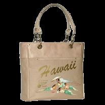 Pan Am Luggage Hawaii Magic Carpet Norman Stroll Bag