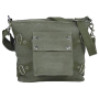 Rothco Vintage One-Pocket Canvas Shoulder Bag