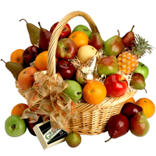 Abundant Fruit Basket