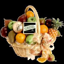 Plentiful Fruit Basket