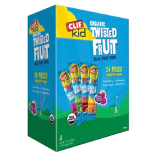 Clif Kid Twisted Fruit Ropes