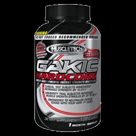 Gakic Hardcore by MuscleTech