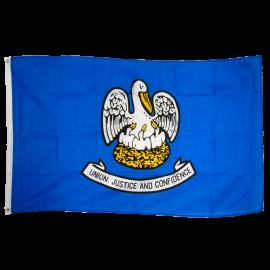 Louisiana 3ft x 5ft Nylon Flag