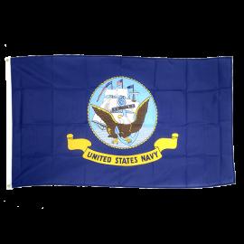 US Navy 3ft x 5ft Nylon Flag