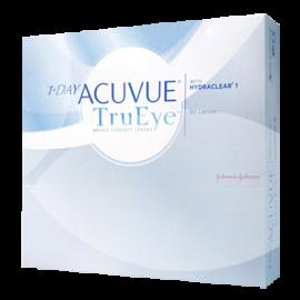 1-Day Acuvue TruEye (90 Lenses in box)