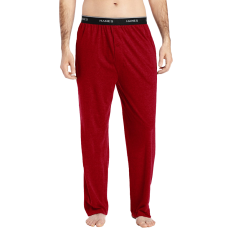 Hanes Men's Big Knit Pant With Set-On Elastic
