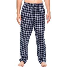 Noble Mount Men's Cotton Flannel Lounge Pants