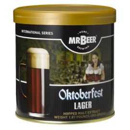 Mr. Beer Octoberfest Lager Refill Brew