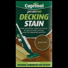 Cuprinol PowerPad Decking Stain