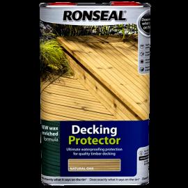 Ronseal Decking Protector Natural Oak