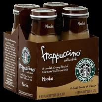 Starbucks Coffee Frappuccino Coffee Drink Mocha