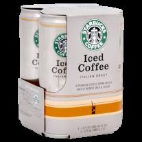 Starbucks Coffee Iced Coffee, Italian Roast