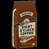 Eight O'Clock Coffee, 100% Colombian Ground