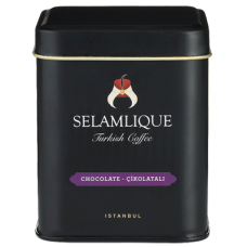 Selamliques Chocolate flavoured Turkish coffee