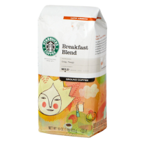 Starbucks Breakfast Blend Coffee
