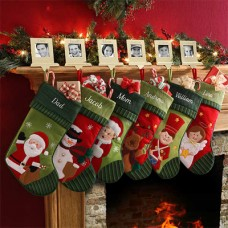 Christmas Family Personalized Stockings