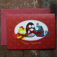 UFF Christmas Cards Boxed Set