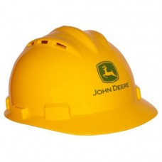 John Deere Vented Ratchet Adjustable Hard Hat