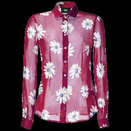D&G Printed Silk Shirt