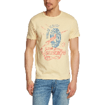 Jack & Jones Vintage Men's jjvcBILLY Crew Neck Short Sleeve T Shirt