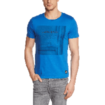 Jack and Jones Men's JJCOOUTSIDE Crew Neck TTT Short Sleeve T Shirt