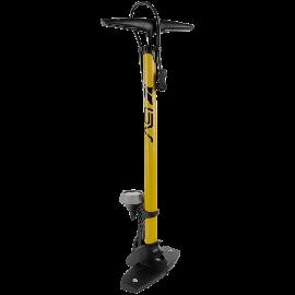 BV Steel Floor Pump with Gauge