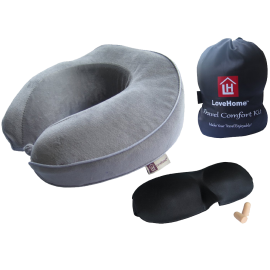 LoveHome Travel Neck Pillow