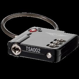 Travel Lock TSA-Approved Combination Luggage