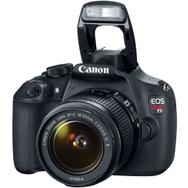 Canon EOS Rebel T5 EF-S