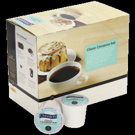 Cinnabon K-Cup Portion Pack for Keurig