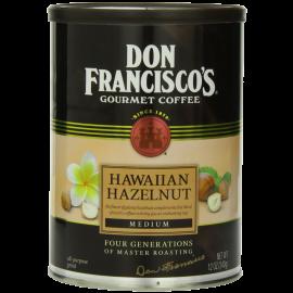 Don Francisco Hawaiian Hazelnut Coffee