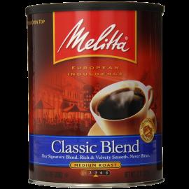 Melitta Coffee Classic Blend Ground