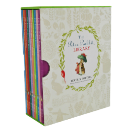 The Peter Rabbit Library - 10 Book Collection