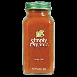 Simply Organic Cayenne Pepper