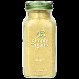 Simply Organic Mustard Seed Ground