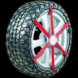 Michelin 9800300 Easy Grip Composite Tire Snow Chain