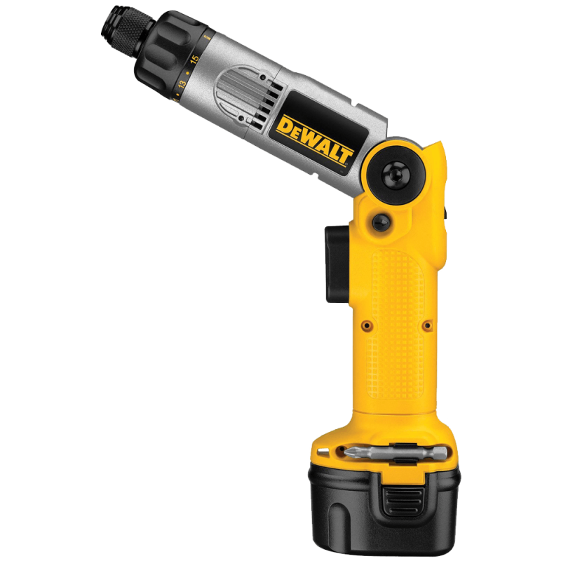 Cordless Two Position Screwdriver