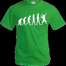T-Shirt The Evolution of tennis