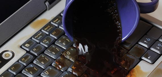 How to Save a Laptop from Liquid Damage