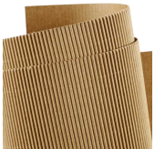 Single Faced Corrugated Paper Rolls